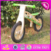 Kids、Children、Comfortable Safe Balance Walking Bike Toy W16c114のためのWooden Toy Balance Bikeのための2015最新のWooden Balance Bike