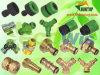 Connecteurs d'ajustage de précision d'extrémité de tuyau de jardin de fabricant de la Chine