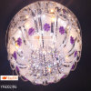 2015 Nieuwe Model Glass Crystal Ceiling Lamp met MP3 (YF6002/R5)
