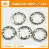 Arandela de bloqueo dentada del acero inoxidable de los sujetadores DIN6797