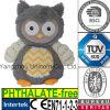 Le hibou mou de jouet de peluche de peluche de la CE EN71 badine le cadeau