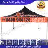 Il colore completo Pringting di Digitahi esterno schiocca in su la tenda superiore del tetto per fare pubblicità
