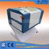 Mini máquina de grabado de escritorio del laser para de madera/de acrílico/el cristal/el cuero (MAL0305)