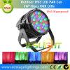 Свет 36PCS*3W RGB Epistar СИД РАВЕНСТВА этапа DMX512 для напольного света РАВЕНСТВА
