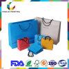 La fábrica crea el bolso de compras para requisitos particulares de papel de lujo con la maneta