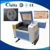 Preço de madeira da máquina de estaca do laser do CO2 de papel acrílico de vidro