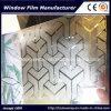 Película auta-adhesivo el 1.22*50m de la ventana de cristal de la decoración de la película de la ventana de la chispa