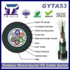 24 de base Double Jacket Double Enterrement blindé Câble (GYTA53)