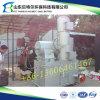 Incinerador inútil de la temperatura alta, máquina médica del tratamiento de la basura