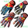 Ktm alla moda Redbull che corre i guanti per il motociclo (MAG30)