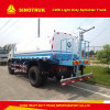 Sinotruk Cdw 디젤 엔진 이동할 수 있는 소형 물 유조 트럭 물 물뿌리개
