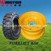 分割されたRim、Rim、Forklift Tyre Rim (3.00D-8 4.00E-9)
