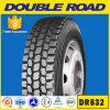 Top marcas de neumáticos No se utiliza neumáticos procedentes de China Longmarch camiones Neumáticos 11R24.5