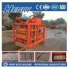 Bloco de cimento contínuo simples amplamente utilizado da maquinaria Qtj4-40c de Linyi Henry que faz a máquina