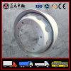 트럭 또는 트레일러 또는 버스 9.00X22.5 11mm 간격을%s 경량 강철 바퀴 변죽
