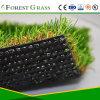 Forma de U que enche não o gramado artificial para a finalidade ajardinando