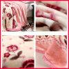 Супер мягкие одеяло норки/полиэфир 100% одеяла