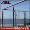 Ablinox Stainless Steel Glass Railing for Balcony (DD002)