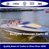 Barca di concetto dell'yacht 28 di concetto