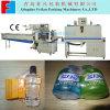고속 액체 비누 병 수축 기계장치 또는 감싸는 기계