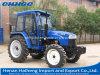Tractoren 404 van het landbouwbedrijf de Tractor van Landbouwmachines 4*4wheel