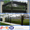 현대 유럽 Cantilever Sliding Wrought Iron Gate 또는 Door