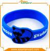 Wristband di gomma personalizzato del silicone per lo sport