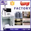 Het Metaal dat van de hoge snelheid het Merken van de Laser van de Vezel van de Machine merkt