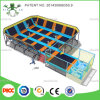 Grand Indoor Trampoline, Professional Gymnastic Commercial Trampoline à vendre