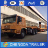 Sales를 위한 중국 Made 세 배 Axle 60 Tons Low Bed Trailer