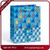 Ultimi sacchetti promozionali del regalo del documento della stagnola del sacchetto dei sacchetti di elemento portante dei sacchi di carta del mosaico di disegno