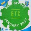 Carte di etichetta distruttibili di sicurezza di Bittle/rullo fragile dell'etichetta di sicurezza/etichette distruttive facili della carta