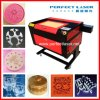 60W-200W acrílico/plástico/tela/máquina de estaca de papel da gravura do laser do CO2 (PEDK-6040)