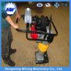 Machine de damage de route bétonnée, dame de damage d'essence de construction (HW-90)