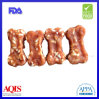 Kauwt de Natuurlijke Hond van het Been van de Rijst van de kip het Voedsel voor huisdieren van Producten