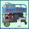 300bar de Reinigingsmachine van de Zandstraler van de Straal van het Water van de Hoge druk van de elektrische Motor 15kw