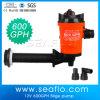 측향되는 펌프, 3/4 Mnpt, AC 4.2 AMPS