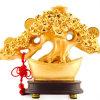 Het Ornament van Pachira Macrocarpa van de Boom van de Rijkdom van de hars