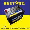 Spannung 12V und Motorrad/Selbstbatterie-Platte N50zlmf-12V60ah des batterie-Verbrauch-12V