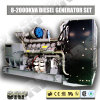 50Hz 660kVA는 연다 Perkins (DP660KE)가 강화한 유형 디젤 엔진 발전기를