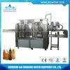 Máquina de rellenar líquida caliente de la botella automática