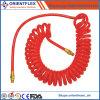De uitstekende Flexibele Spiraalvormige Slang van de Rem van de Lucht Pu