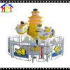 Máquina de passeio com moedas para o parque infantil interior Super Plane