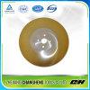 La circular de oro del HSS de la capa vio la lámina