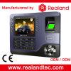 نظام تسجيل Realand دوام بصمات الأصابع مع الإستراحة البرمجيات الحرة و