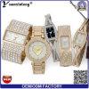 Nagelneuer Frauen-Kleid-Armbanduhr-Uhr-Großverkauf-preiswerteste beiläufige Uhr-Dame-Mode-Armbanduhr-Dame der Form-Yxl-267