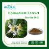 Poudre CAS d'Icariin de supplément de soins de santé : 489-32-7 extrait d'Epimedium