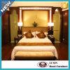 Meubles modernes de chambre à coucher d'hôtel avec le bâti deux