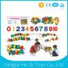 Blocs d'intérieur de plastique de briques de jouet de jouet de gosse de cour de jeu (FQ-6083)