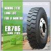 Pneus radiaux bon marché chinois de camion extrayant le pneu outre du pneu TBR de route